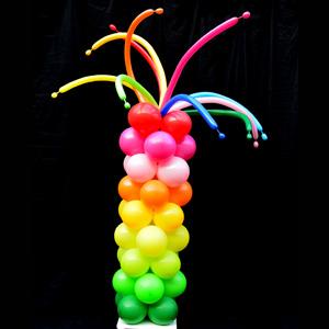 Ballonpilaar Feest