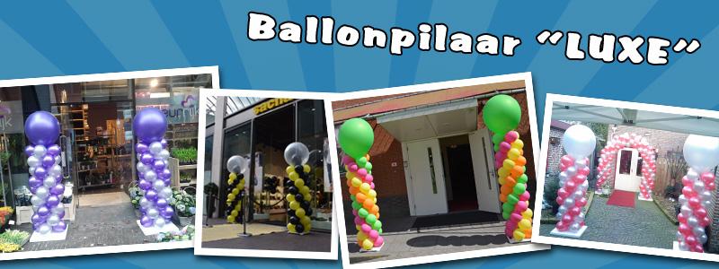 Balloon pillar deLuxe