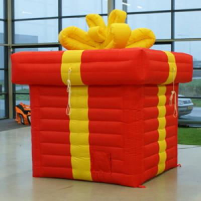 NIEUW: Ballonoplaten met een grote doos