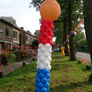 Hollandse ballonpilaar