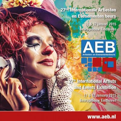 Clown Zassie op de AEB 2015