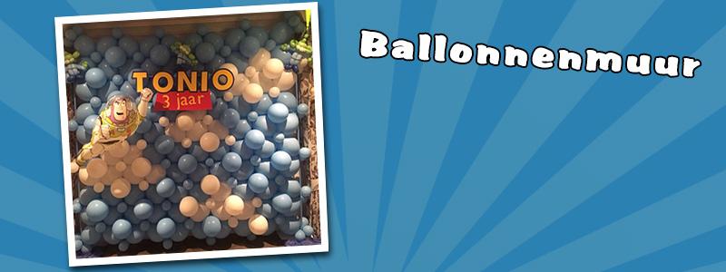 Ballonnenmuur