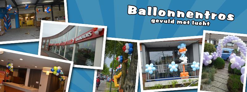 Ballonnentros (lucht)