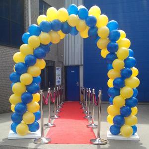 Ballonnenboog 6 meter (enkele deur)