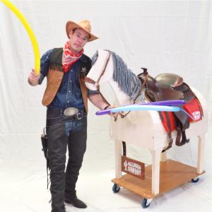 Cowboy ballonartiest
