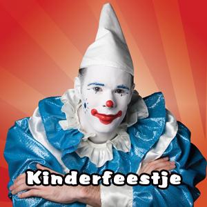 Clown Zassie's Kinderfeest - 1 uur
