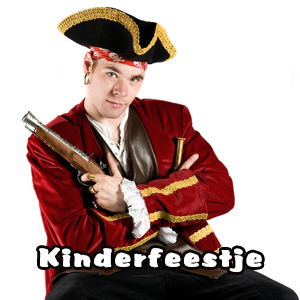Sjaak de Piraat's Piratenfeest - 1 uur