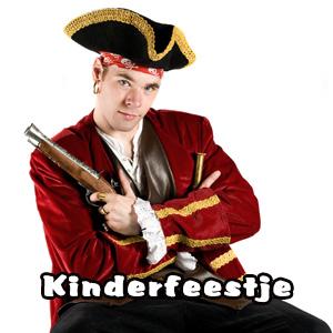 Sjaak de Piraat's Piratenfeest - 1 uur