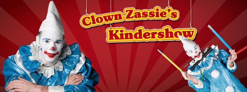 Clown Zassie's Kindershow