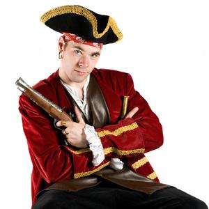 Sjaak de Piraat's Scholenarrangement