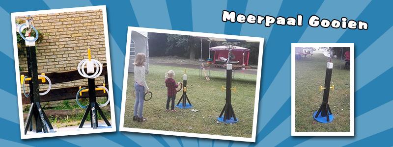 Mooring pole ring tos