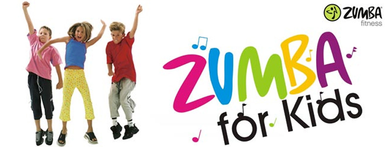 Zumbatomic workshop (4-12 years)